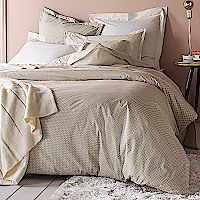 Nina Ricci Maison Mirage Percale Bedding