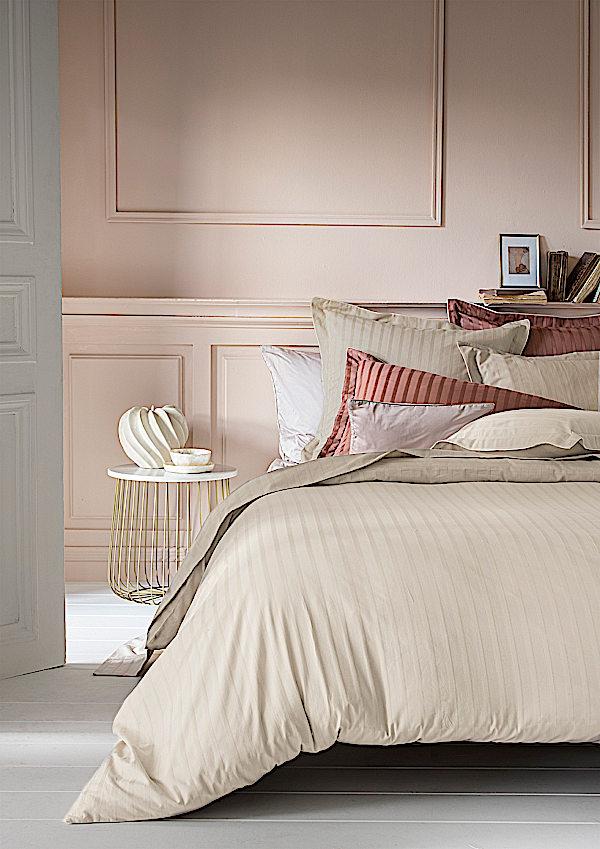 Nina Ricci Maison Murmure D'Un Soir Sateen Bedding
