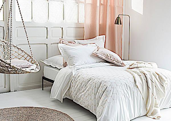 Nini Ricci Maison Ronde Nocturne Bedding
