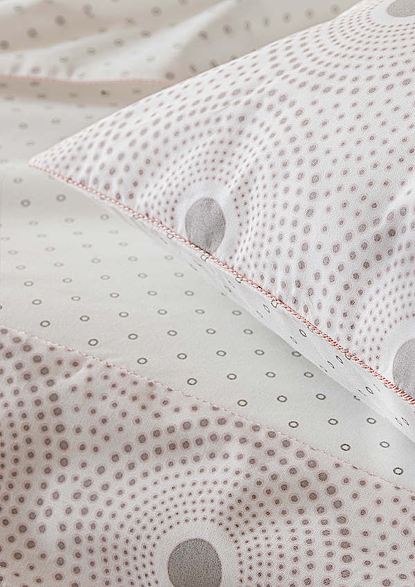 Nina Ricci Maison Rose Des Vents Percale Bedding