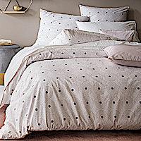 Nina Ricci Maison Rose Des Vents Percale Bedding