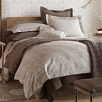 Peacock Alley Biagio Duvet Cover and Shams