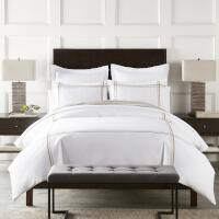 Peacock Alley Duo Striped Sateen Bedding