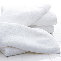 Peacock Alley Fanfare Bath Towels - 100% long staple cotton - 660 gram weight.