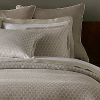 Peacock Alley Honeycomb Reversible Duvet and Sham