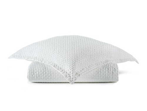Peacock Alley Juliet Matelasse Coverlet & Sham