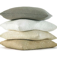 Peacock Alley Lucia Decorative Pillow - Flange