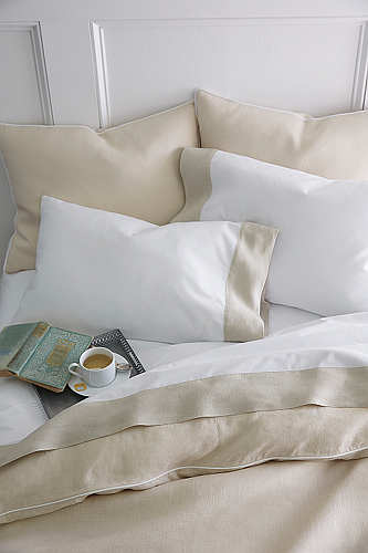 Peacock Alley Mandalay Cuff Bedding