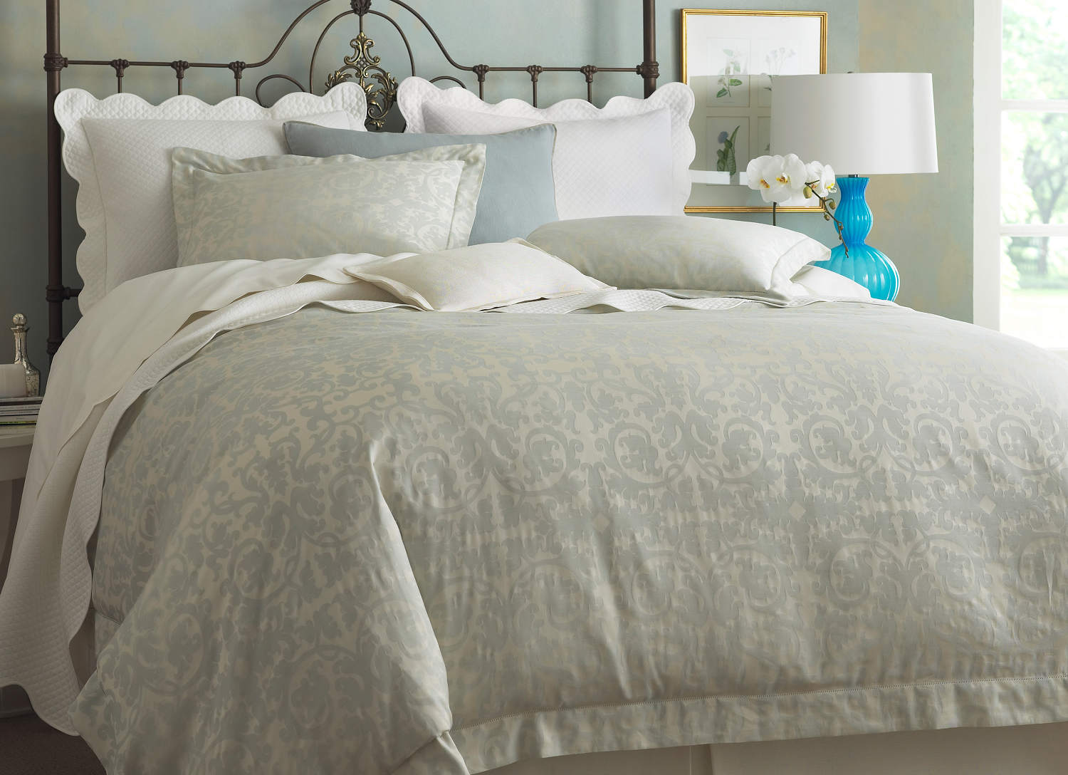 Peacock Alley Marcella Bedding