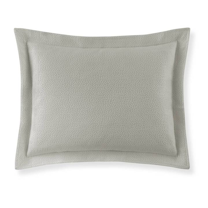 Peacock Alley Montauk Matelasse Decorative Pillows - Flange