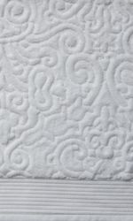 Peacock Alley Park Towels White