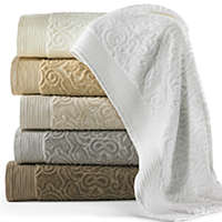 Peacock Alley Park Ave Towels