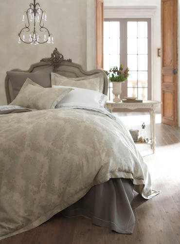 Peacock Alley Pompei Egyptian Cotton Duvet and Shams