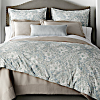 Peacock Alley Seville Duvet & Sham Bedding