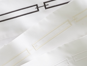 Peacock Alley Stanza Bed Sheeting