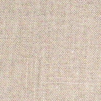 Solid, natural linen color gets softer with each washing.