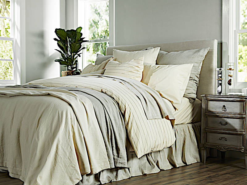 Elena Bedding Collection by The Purists
