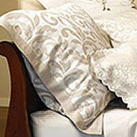 The truly all-natural line of the Purists bedding is luxuriously soft and beautiful.