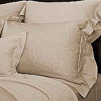 Purists Kara Bedding - Jacquard - 65% Egyptian Cotton / 35% Linen.