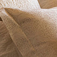 The glorious detailing of Moroccan artisans is brought to life in a superb linen/cotton jacquard.