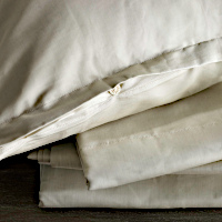 Purists Linen Plus Bedding.