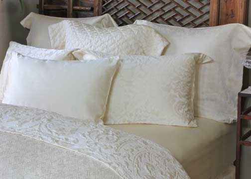 Purists Venice Silk Bedding