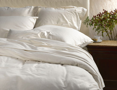 Purists Flannel Bedding