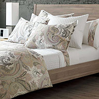 RB Casa Cayman luxury bedding is a 300 TC with sateen stitch.