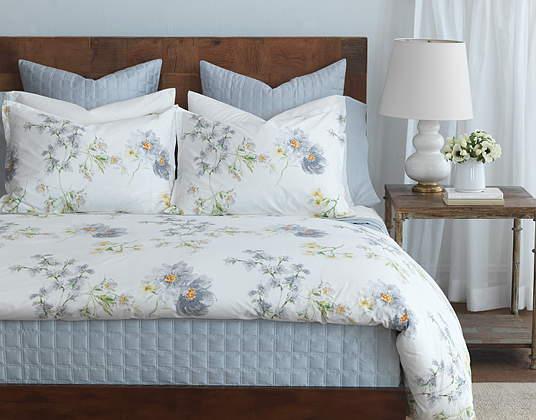 RB Casa Grace Sateen Bedding