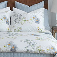 RB Casa Grace digitally printed percale 200 thread count.