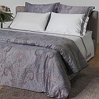 Errebicasa Panamara is a printed sateen 300 TC with satin stitch.