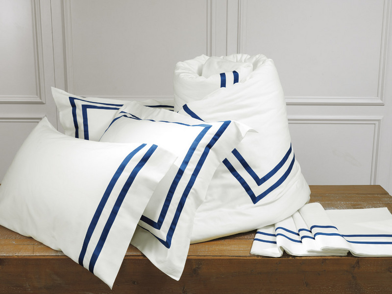 RB Casa Ribot Bedding with Sateen Stripe