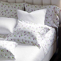 100% Egyptian cotton. Printed Percale 200 T.C.