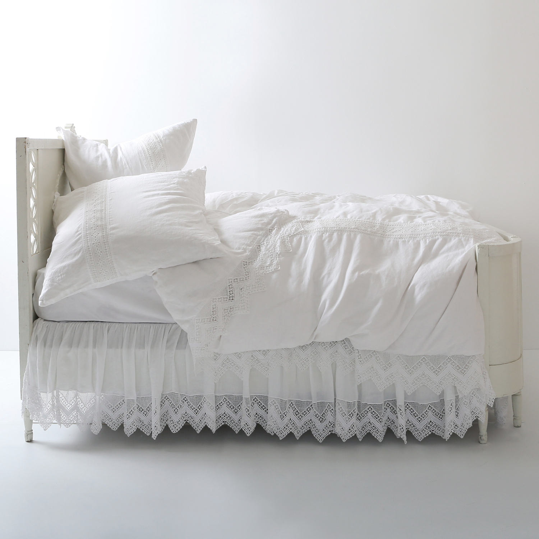 Rachel Ashwell Cluny Lace Bedding
