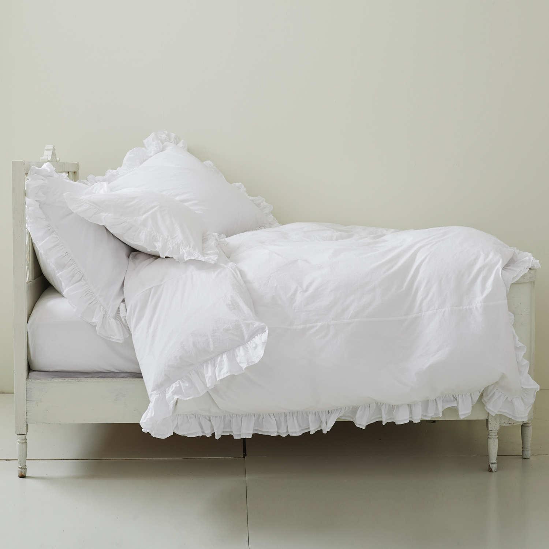 Rachel Ashwell Liliput Ruffled Bedding