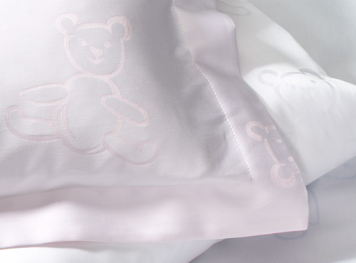 SDH Baby Bedding Bear Crib Fitted Sheet