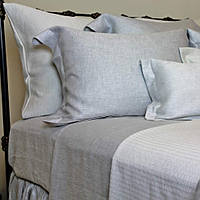 DefiningElegance.com presents SDH Canterbury Sateen, available as a Duvet Cover, Flat Sheet, Fitted Sheet, Pillowcases, Shams,