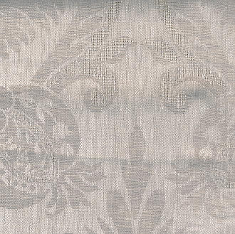 SDH Bedding in Linen, Dorset is a two color yarn dyed jacquard and is 100% linen.