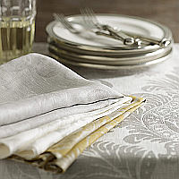 SDH Dorset is a two Color yarn dyed jacquard. 100% Linen.