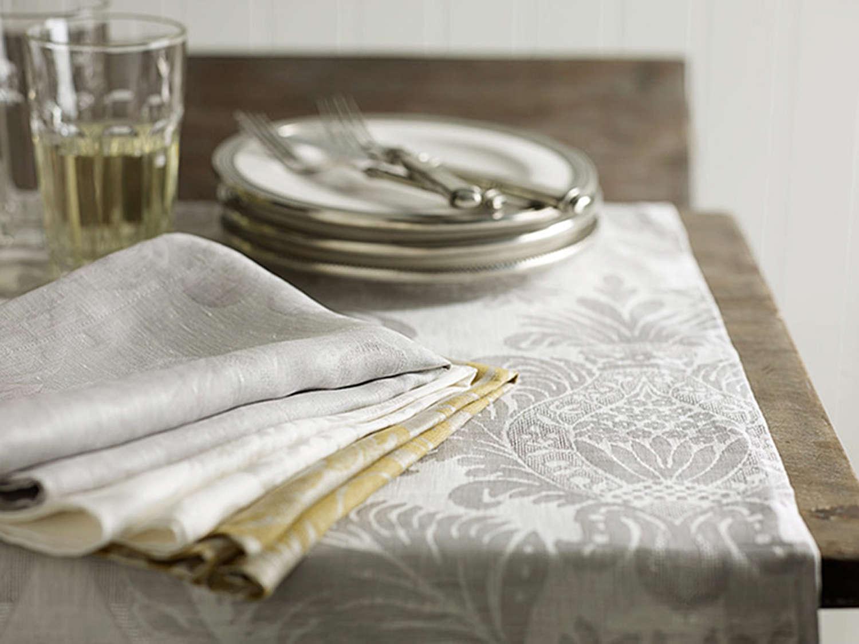 SDH Dorset Table Linen Oblong Table Cloth