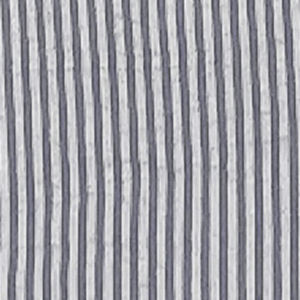 SDH Elba Bedding - Jacquard - 60% Egyptian Cotton / 40% Linen. Yarn dyed boutis stripe in Atlantic.