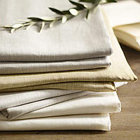 A modern take on traditional linen, the subtle pattern in this lightweight Italian linen is an instant classic.