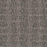 SDH Bedding Koji - 85% Egyptian Cotton/15% Silk duvet, Cover, Sham and Decorative Pillow - shown in Ash.