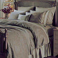 SDH Bedding Livenza - 100% Egyptian Cotton duvet, shams, and sheeting is woven in Italy.