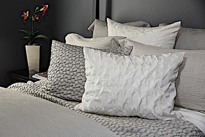 SDH Petalo Bedding as shown on Defining Elegance