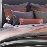 This vibrant, striped lightweight Capri Percale is woven in 100% Egyptian Cotton and creates a casual elegance in any room.