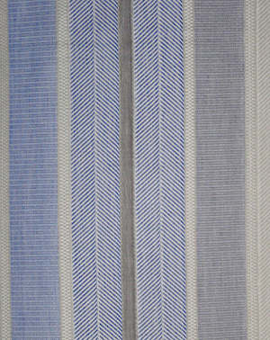 Svad Dondi Highway Bedding fabric closeup in Graphite color.