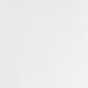 Svad Dondi Leonardo Plain Bedding fabric closeup in Snow White color.