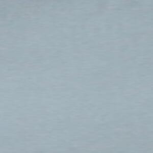 Svad Dondi Leonardo Plain Bedding fabric closeup in Aquamarine color.