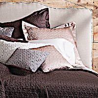 Leonardo Quilted Bedding by SVAD DONDI
